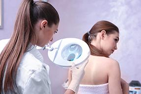 Curso superior de dermatología